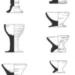 9th Century lamps
