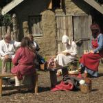 Crafts on the Village Brown